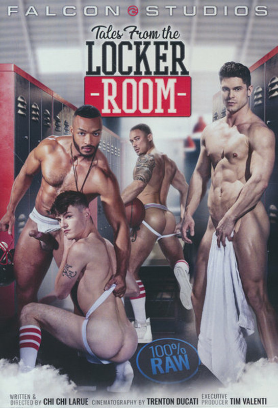 Tales From The Locker Room Gay DVD Image