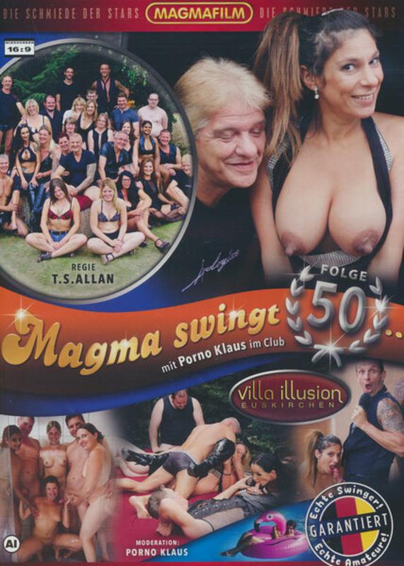 Magma swingt im Club Villa Illusion #50 DVD image
