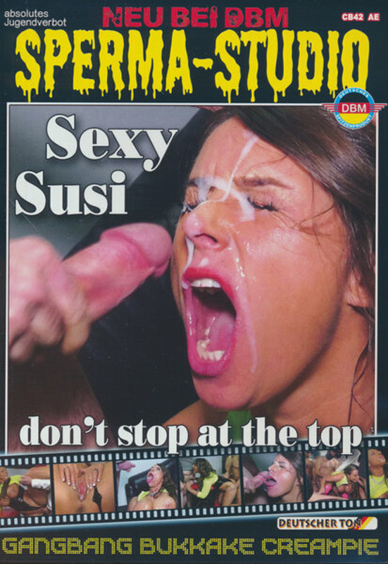 Sperma-Studio – Dont' Stop At The Top