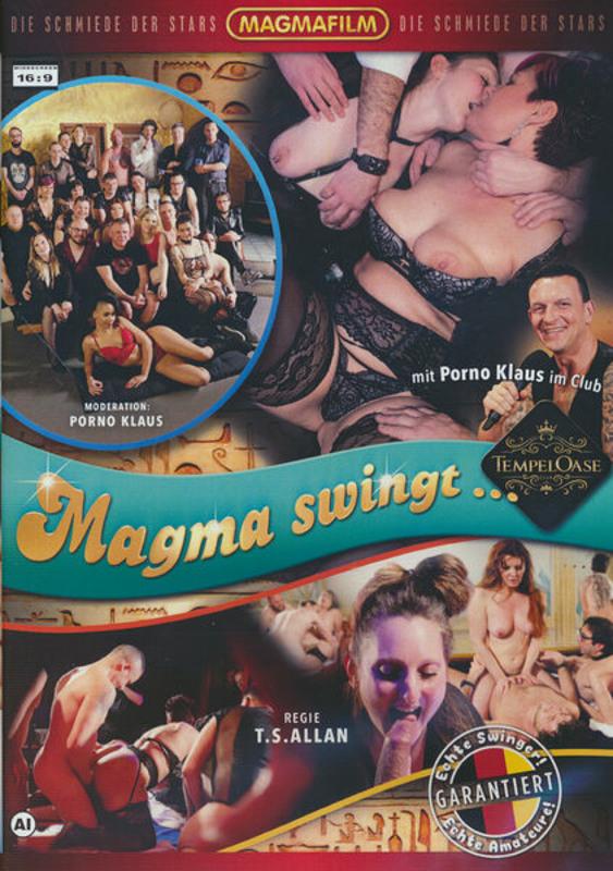 Magma swingt im Club Tempel Oase DVD Image