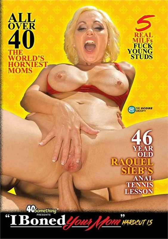 I Boned Your Mom Hardcut 15 DVD Image