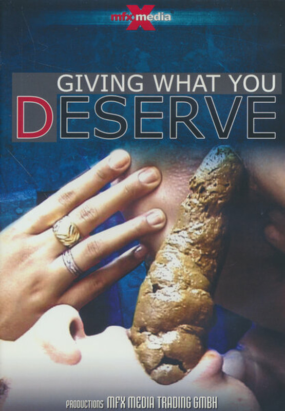 Giving What You Deserve DVD Image