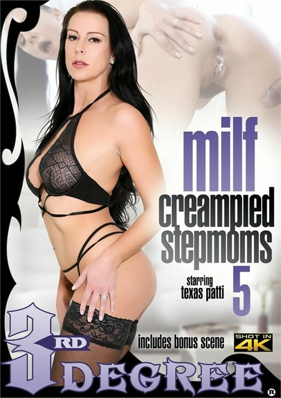 MILF Creampied Stepmoms 5 DVD Image