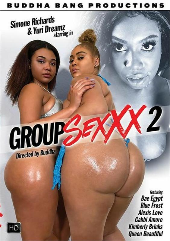 Group Sexxx 2 DVD Image