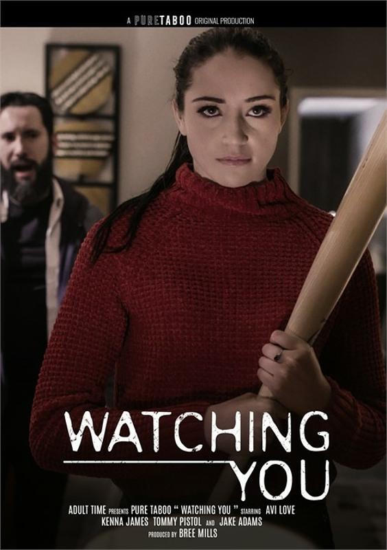 Watching You DVD Image