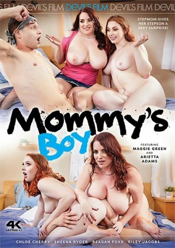 Mommy's Boy DVD Image