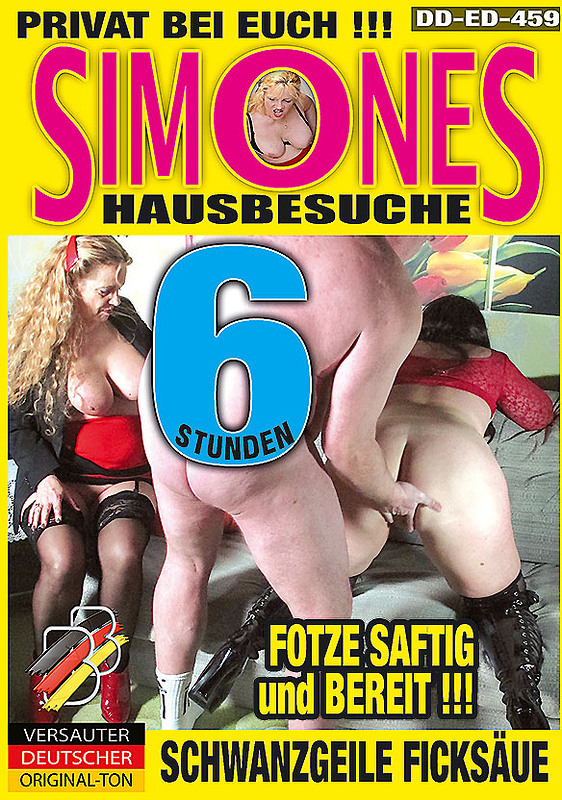 Simones Hausbesuche - Privat bei euch! DVD Image