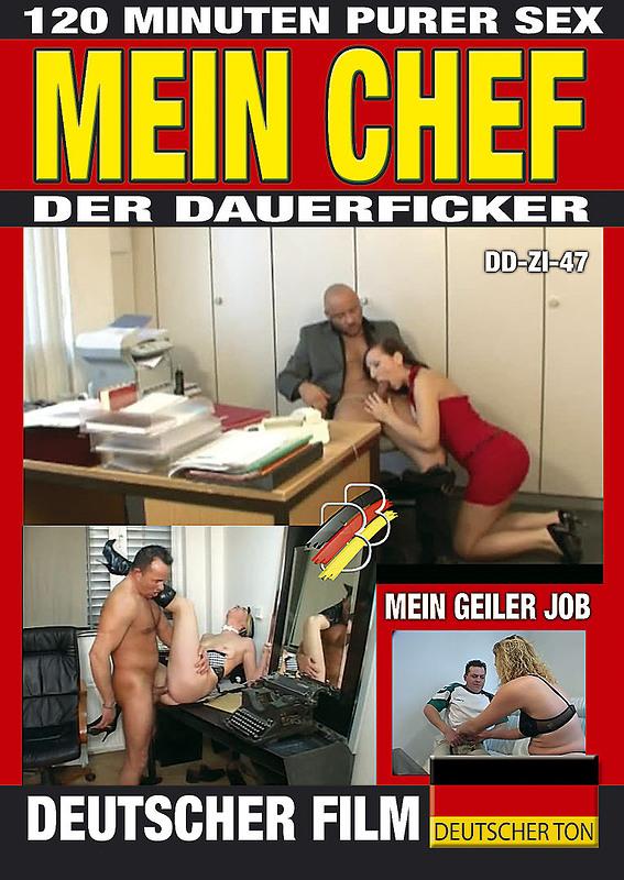 Mein Chef der Dauerficker DVD Image