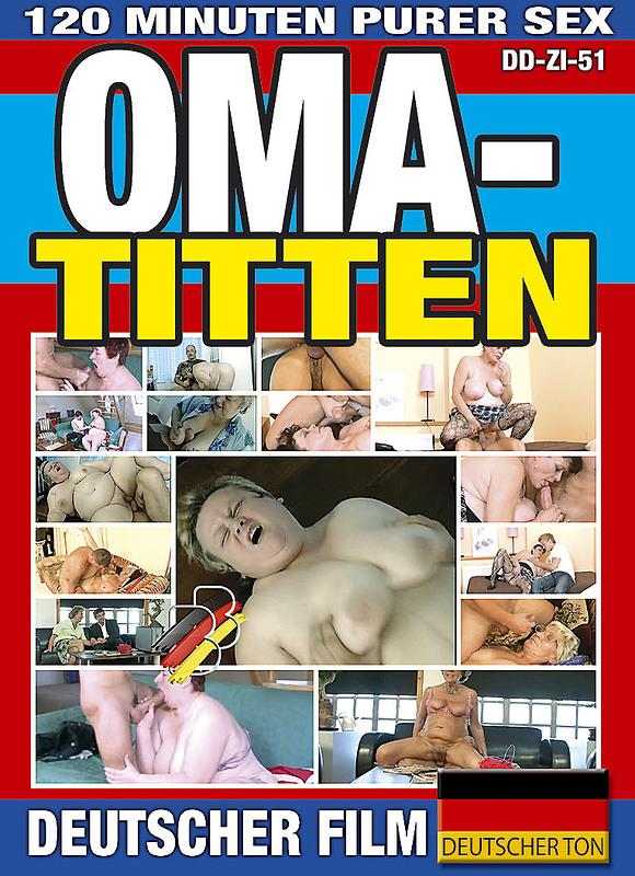 Oma Titten DVD Image