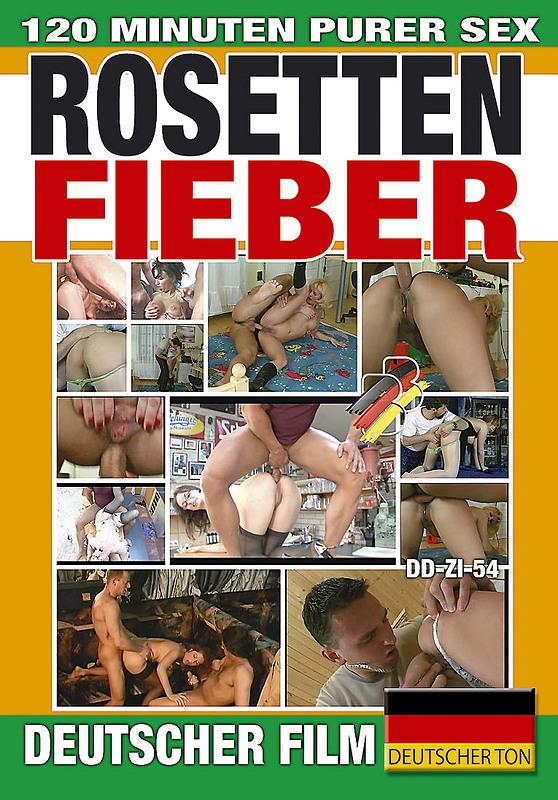 Rosetten Fieber DVD Image