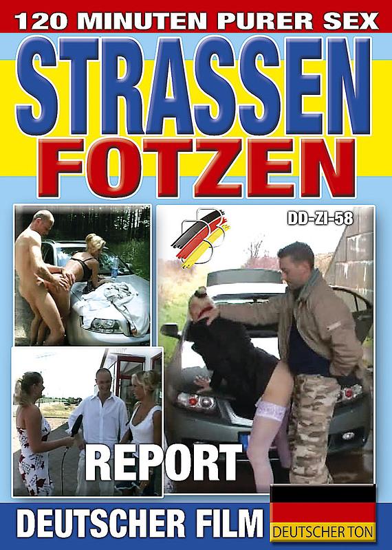 Strassen Fotzen Report DVD Image