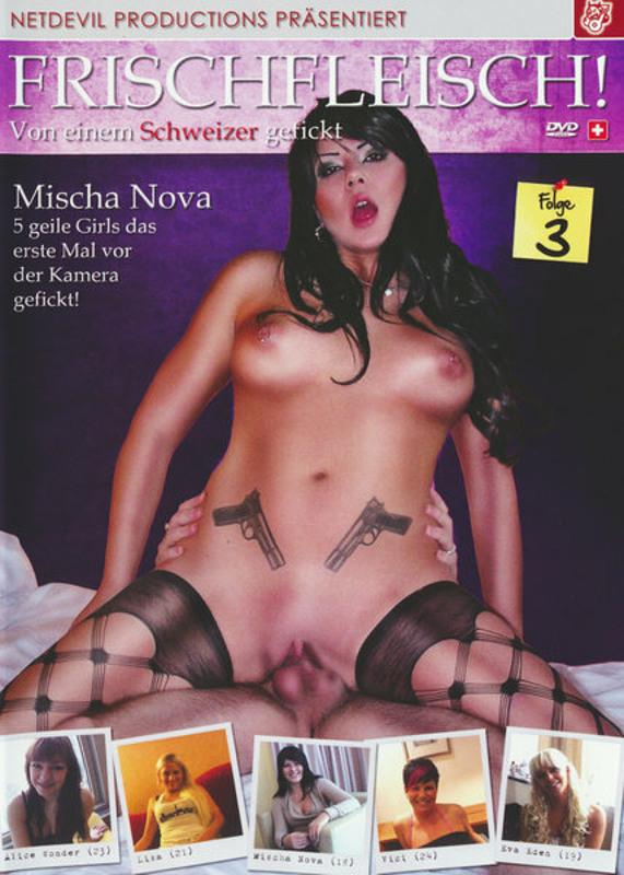 Frischfleisch  3 DVD Image