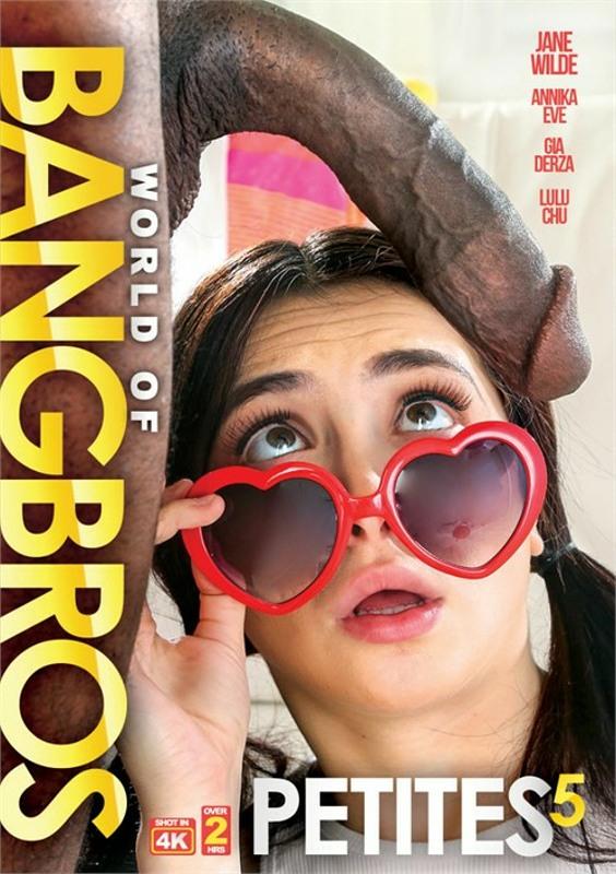 World Of BangBros: Petites Vol. 5 DVD Image