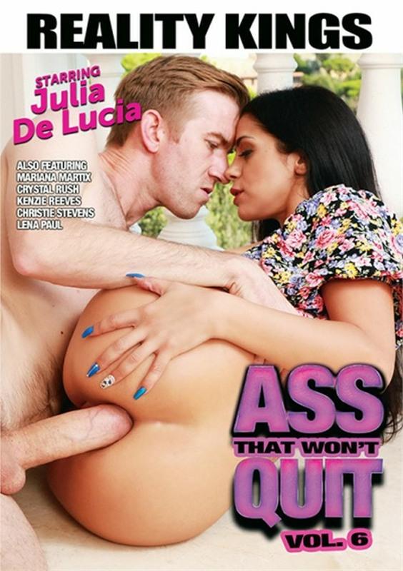 Ass That Won't Quit Vol. 6 DVD Image