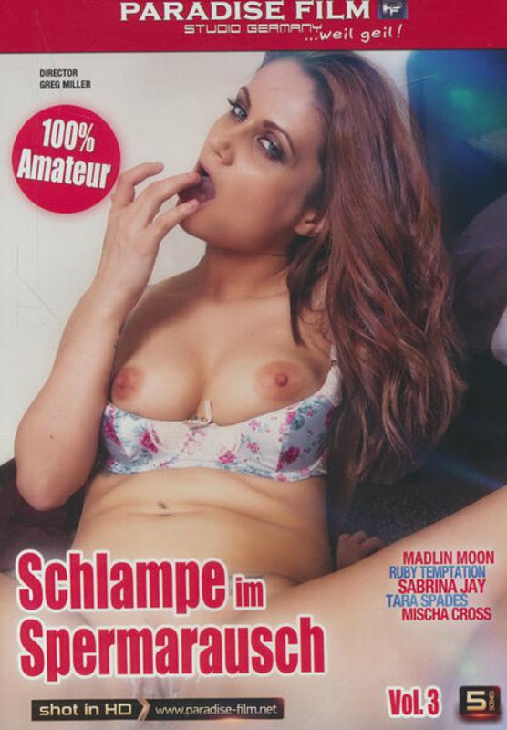 Schlampe im Spermarausch 03 DVD Image