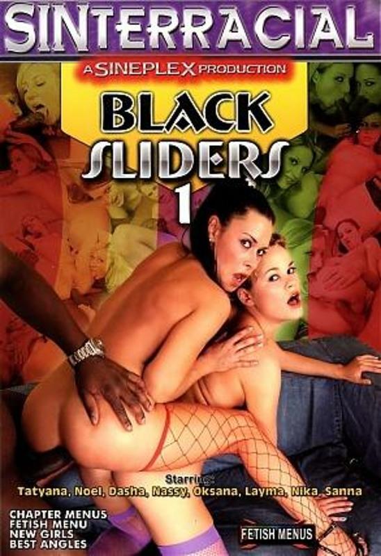 Black Sliders DVD Image