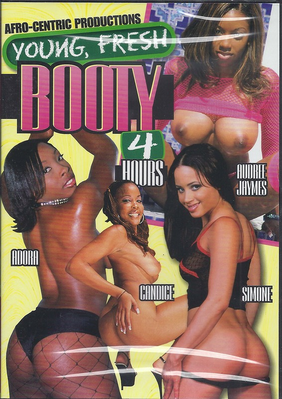 Young, fresh and booty DVD Image