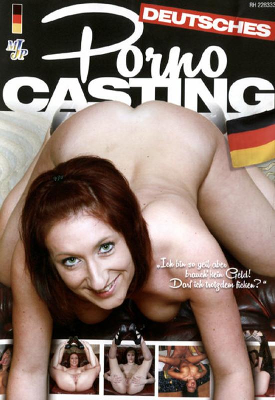 Deutsches Porno Casting DVD Image