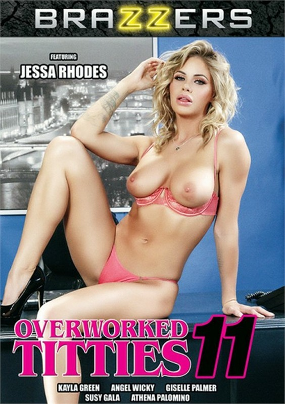 Overworked Titties 11 DVD Image