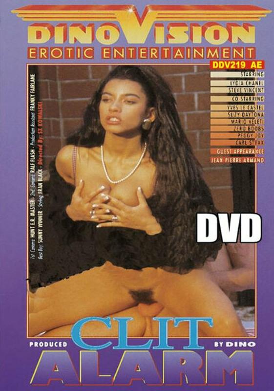 Clit Alarm DVD Image
