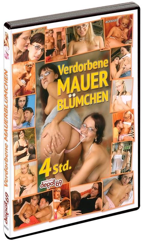 Verdorbene Mauerblümchen DVD Image
