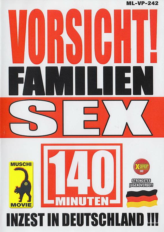 Vorsicht - Familien Sex DVD Image