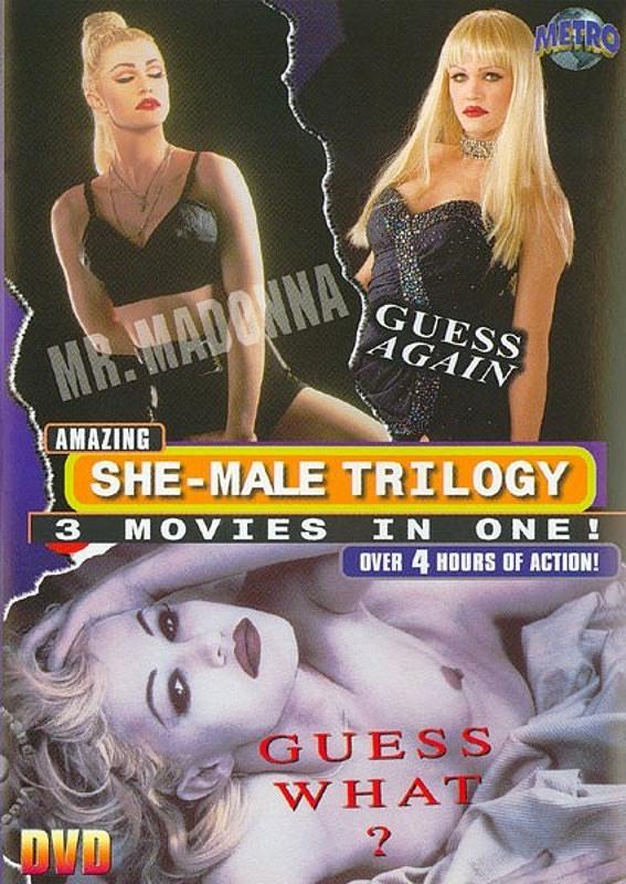 She-Male Trilogy DVD Image