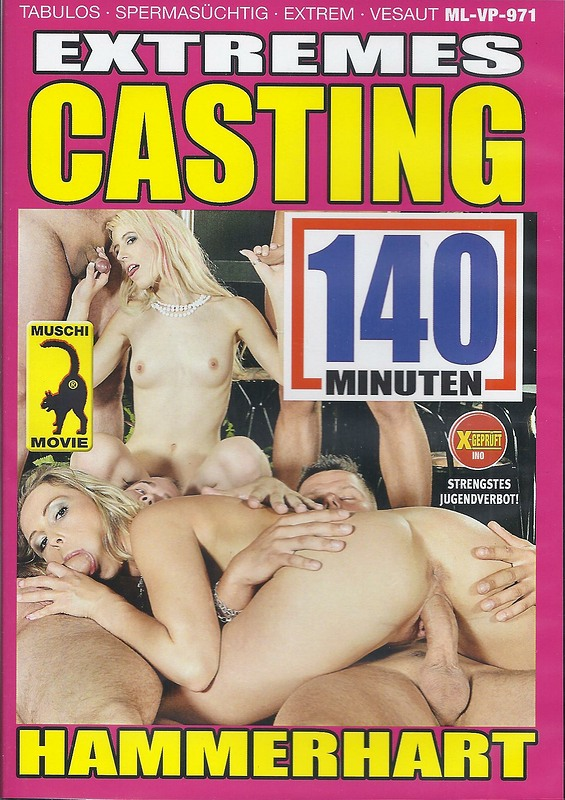 Extrmes Casting Hammerhart DVD Image