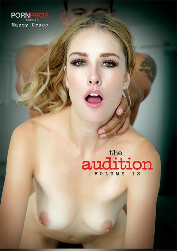 Audition Vol. 12, The DVD Image