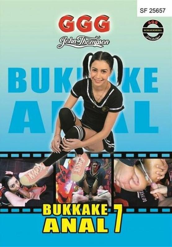 Bukkake Anal  7 DVD Image