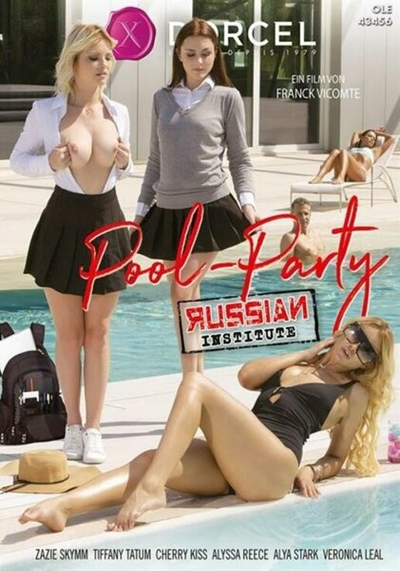 Russian Institute - Pool Party DVD Image