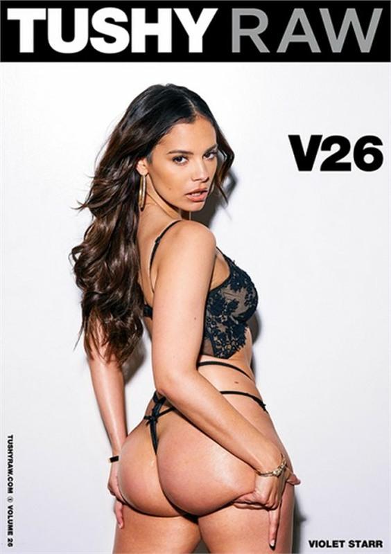 Tushy Raw V26 DVD Image