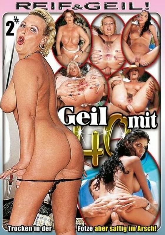 Geil mit 40 Teil 02 DVD Image