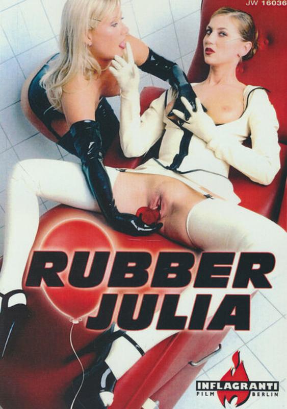 Rubber Julia DVD Image