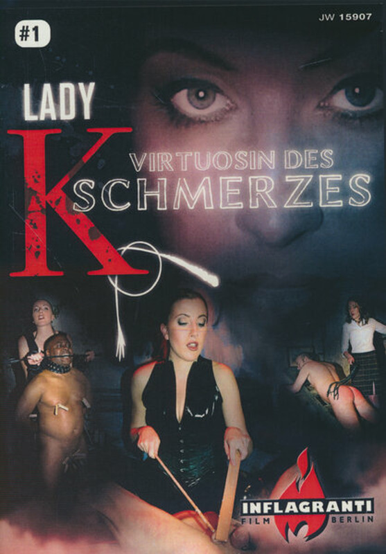 Lady K Virtuosin des Schmerzes  1 DVD Image