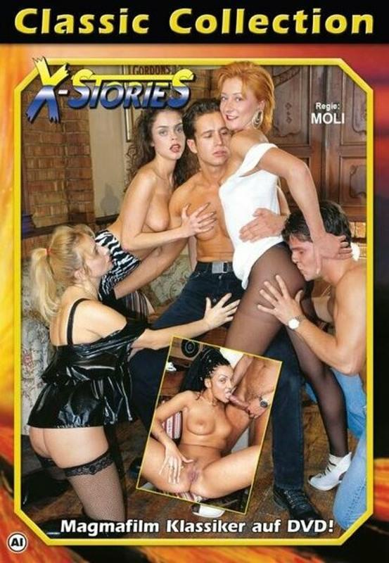 X-stories DVD Image