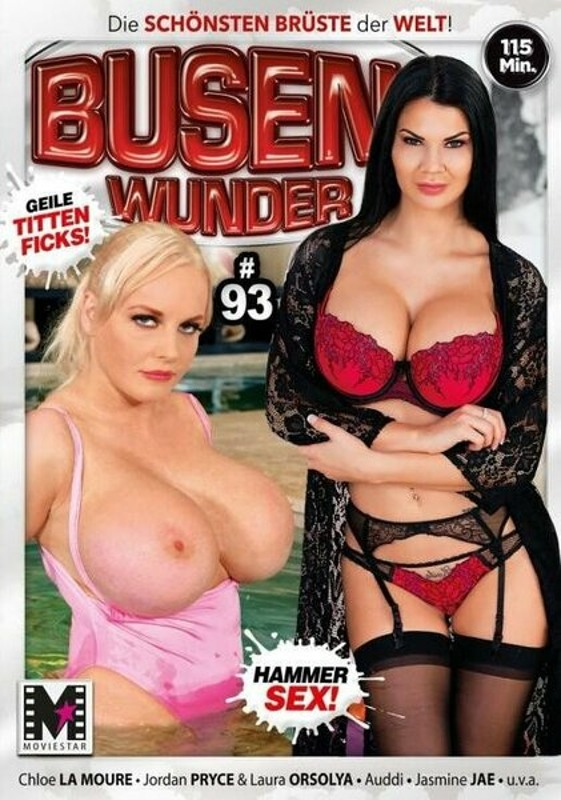 Busen-Wunder 93 DVD Image