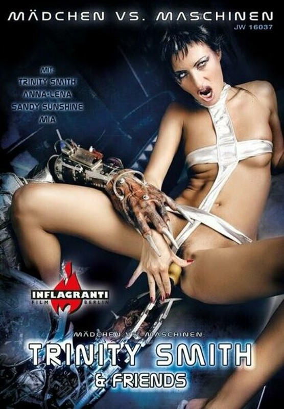 Trinity Smith & Friends DVD Image