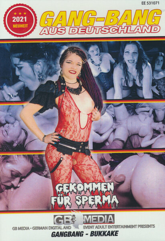 Gekommen für Sperma DVD Image