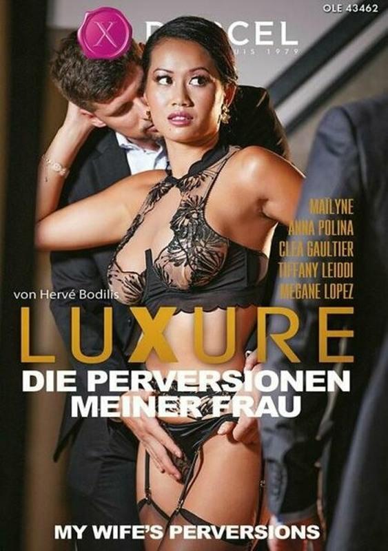 Luxure: Die Perversionen Meiner Frau DVD Image