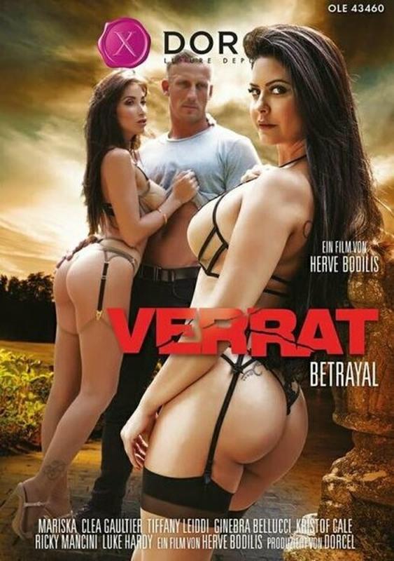 Verrat DVD Image