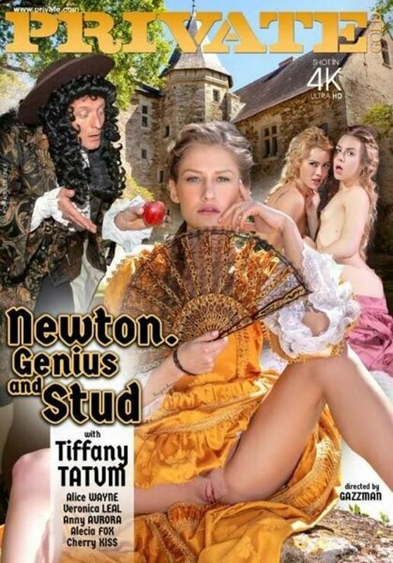 Newton, Genius And Stud DVD Image