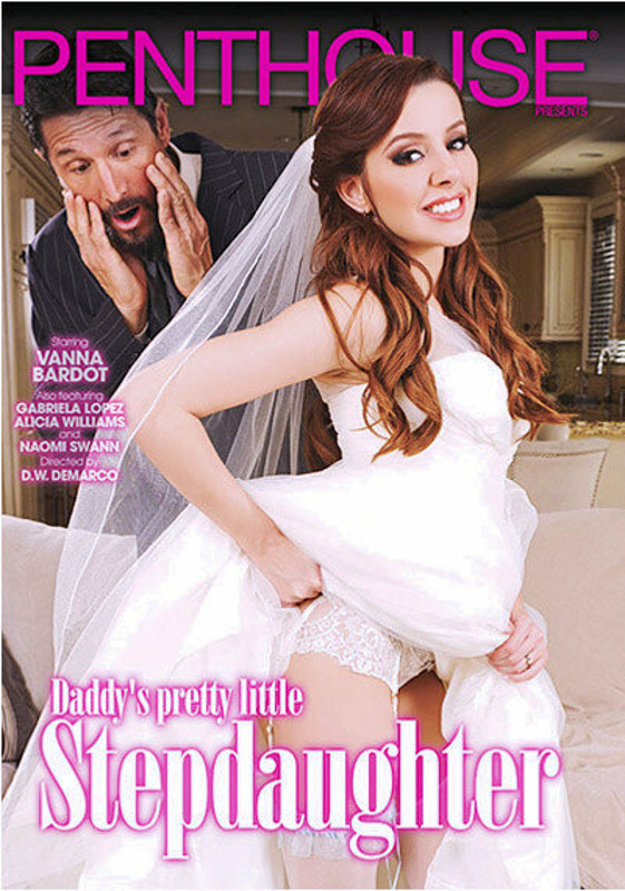 Daddy's Pretty Little Stepdaughter DVD Image