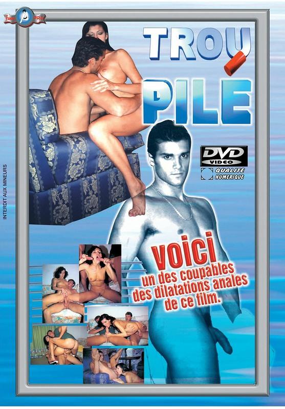 Trou Pile DVD Image