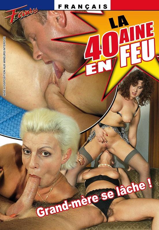 La Quarantaine en feu DVD Image