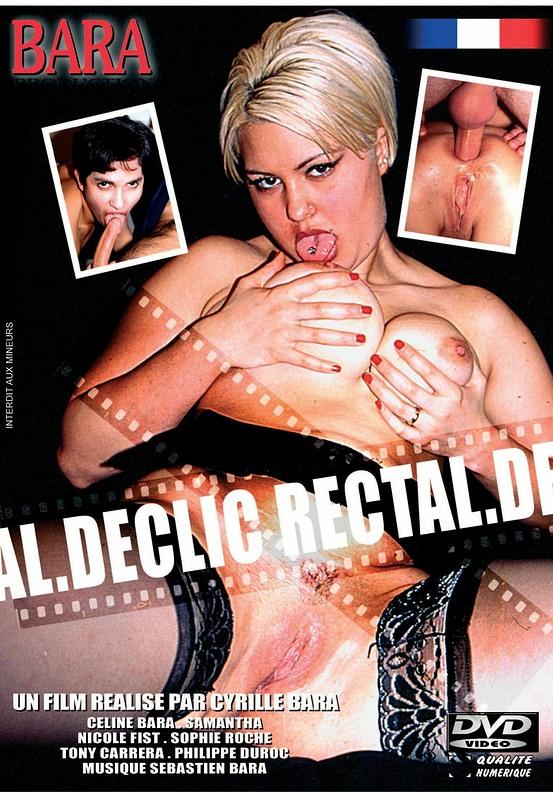 Declic Rectal DVD Image