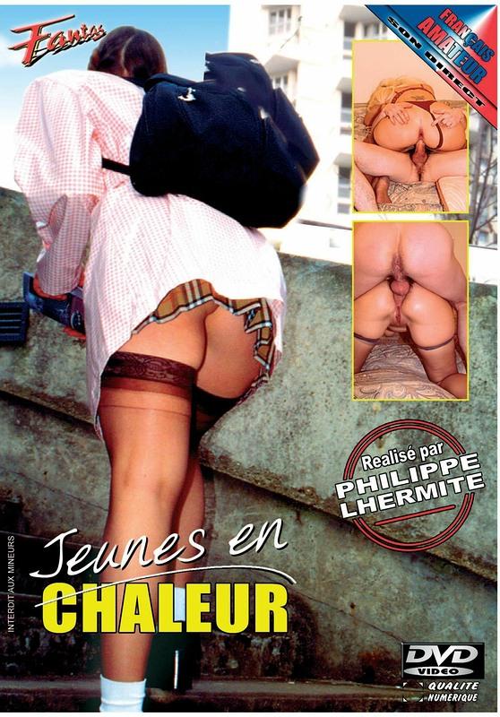 Jeunes en Chaleur DVD Image