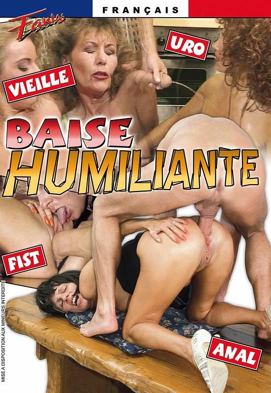 Baise Humiliante DVD Image