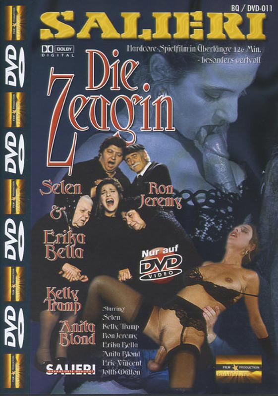 Die Zeugin DVD Image