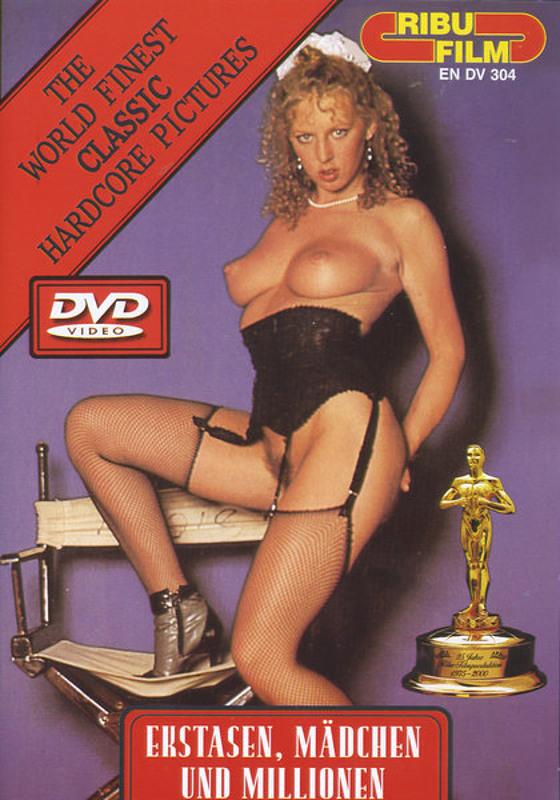 Ekstasen, Mädchen und Millionen DVD Image